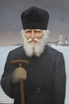 Богоносный Старец Николай.
