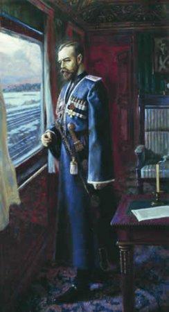 Подлог с отречением от престола Государя Императора Николая II